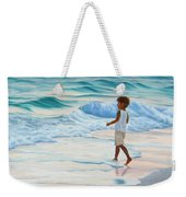 Chasing The Waves Weekender Tote Bag