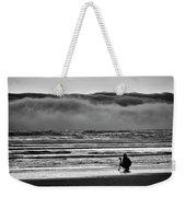Chasing Tide And Light Weekender Tote Bag