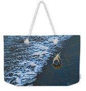 Chasing Waves Weekender Tote Bag