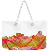 Chatanooga Tennissee Skyline Weekender Tote Bag