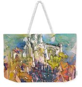 Chateau Cathare De Puylaurens 01 - France Weekender Tote Bag