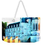 Chateau De Chenonceau Weekender Tote Bag