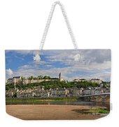 Chateau De Chinon Panorama Weekender Tote Bag