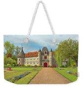 Chateau De Saint-germain-de-livet, Normandy, France Weekender Tote Bag