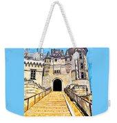Chateau Saumur, A Long Way Up Weekender Tote Bag