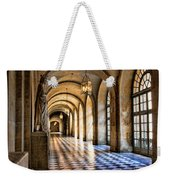 Chateau Versailles Interior Hallway Architecture  Weekender Tote Bag