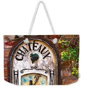 Chateaux Finerty Weekender Tote Bag