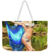 Chattahoochee Meditation Dance Weekender Tote Bag