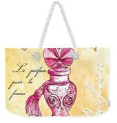 Chaumiere Fleurit Weekender Tote Bag