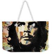 Che Guevara Revolution Gold Weekender Tote Bag