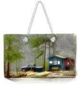 Cheaha Lake Weekender Tote Bag