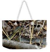Checkered Keelblack Weekender Tote Bag