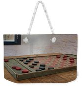 Checkered Past - Checkers Weekender Tote Bag