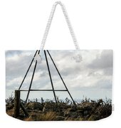 Checking The Weather Weekender Tote Bag