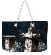 Checkmate Weekender Tote Bag by Helga Novelli