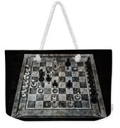 Checkmate In One Move Weekender Tote Bag