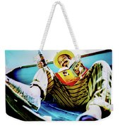 Cheech Marin In Boat Weekender Tote Bag