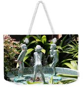 Cheekwood Fountain Weekender Tote Bag