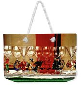 Cheers To All Weekender Tote Bag