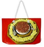 Cheese And Crackers Weekender Tote Bag