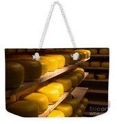 Cheese Factory Weekender Tote Bag