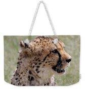 Cheetah No. 2  Weekender Tote Bag