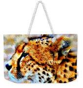 Cheetah IIi Weekender Tote Bag