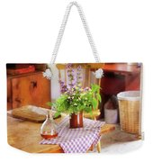 Chef - Every Morning  Weekender Tote Bag