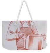 Chef 6 Weekender Tote Bag
