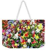 Chelsea Flower Show Weekender Tote Bag