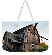 Chequamegon National Forest Barn Weekender Tote Bag