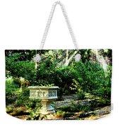 Cherie's Garden Weekender Tote Bag