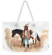 Cherokee Lighthorse Weekender Tote Bag