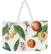 Cherries And Other Fruit-bearing Trees  Weekender Tote Bag by Elizabeth Rice