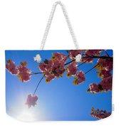 Cherries In The Sky Weekender Tote Bag