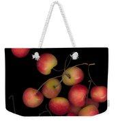 Cherries Multiplied Weekender Tote Bag