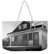 Cherry Beach Boat House Weekender Tote Bag