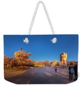 Cherry Blossom At The Mlk Monument Weekender Tote Bag