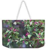 Cherry Blossom Blooms Weekender Tote Bag