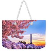 Cherry Blossom Festival  Weekender Tote Bag
