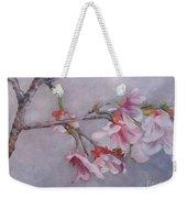 Japanese Cherry Blossom Tree Weekender Tote Bag