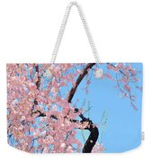 Cherry Blossom Trilogy IIi Weekender Tote Bag