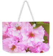 Cherry Blossoms I  Weekender Tote Bag