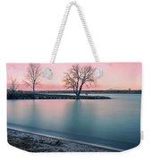 Cherry Creek Sunrise Weekender Tote Bag