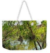 Cherry Creek Trail Study 3 Weekender Tote Bag