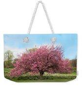 Cherry Grove Weekender Tote Bag