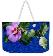 Cherry Throat Weekender Tote Bag