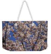 Cherry Tree In Bloom Weekender Tote Bag