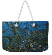 Cherry Tree Reflection Weekender Tote Bag