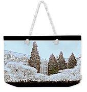 Cherry Trees Full Bloom Weekender Tote Bag